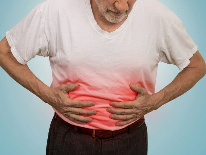 Hinchazón y dolor abdominal