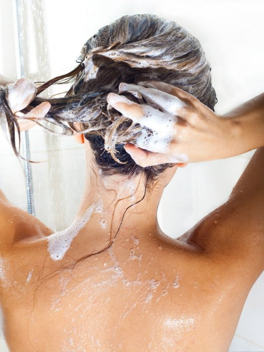 Champú de Agave para lavarse el cabello