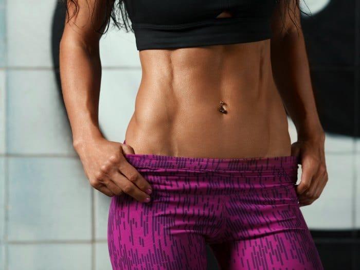 Vientre musculado y plano gracias a los ejercicios Hipopresivos