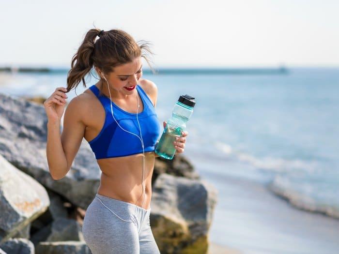 Cuerpo tras Hipopresivos, dieta Runner y Trat. Antiglicación