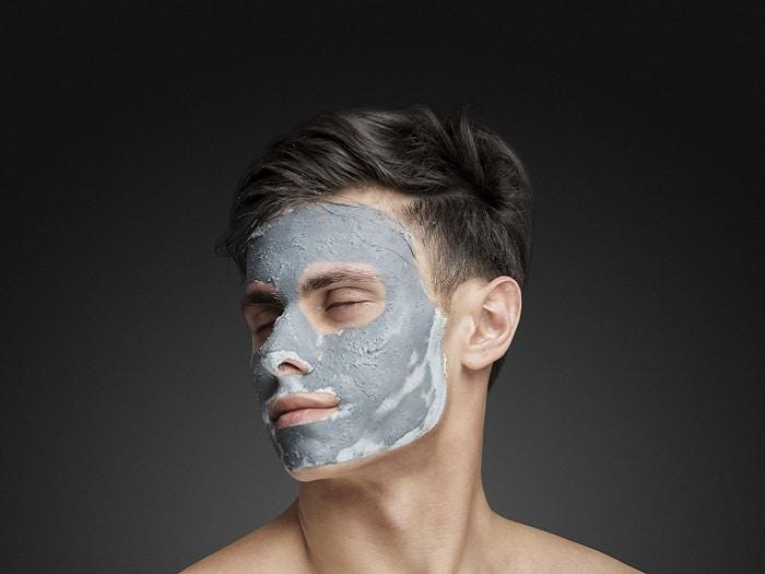 Mascarilla facial de Jengibre  y arcilla