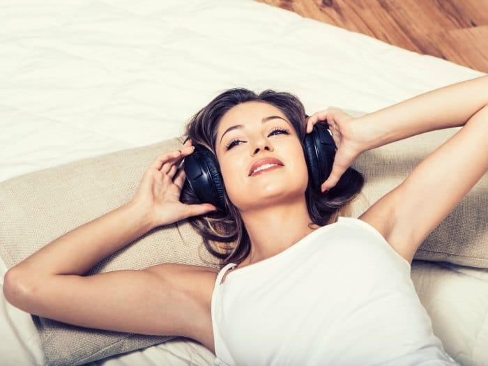 Escuchar música sube niveles de energía