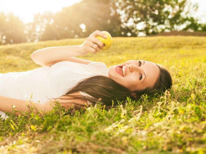 El Sol y aire libre aumentan los niveles de energía