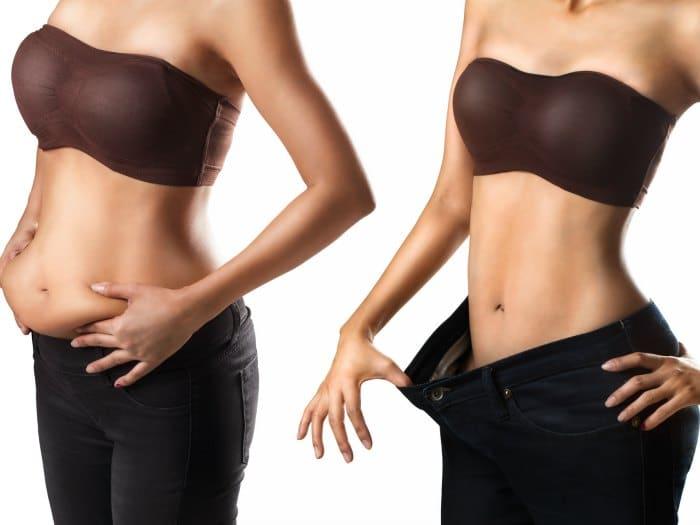 Cómo Perder Peso: Antes y después