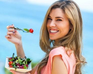 Perder Peso, comer sana
