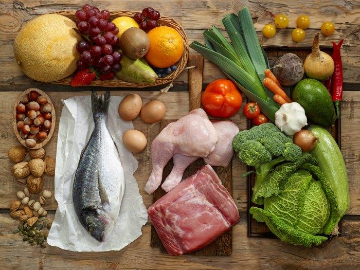 Perder Peso: dieta equilibrada