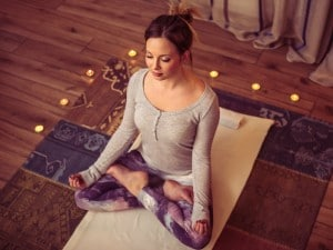 Los beneficios de hacer meditación