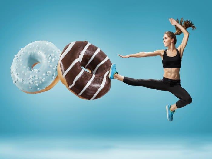 10 Mandamiento para Perder Peso
