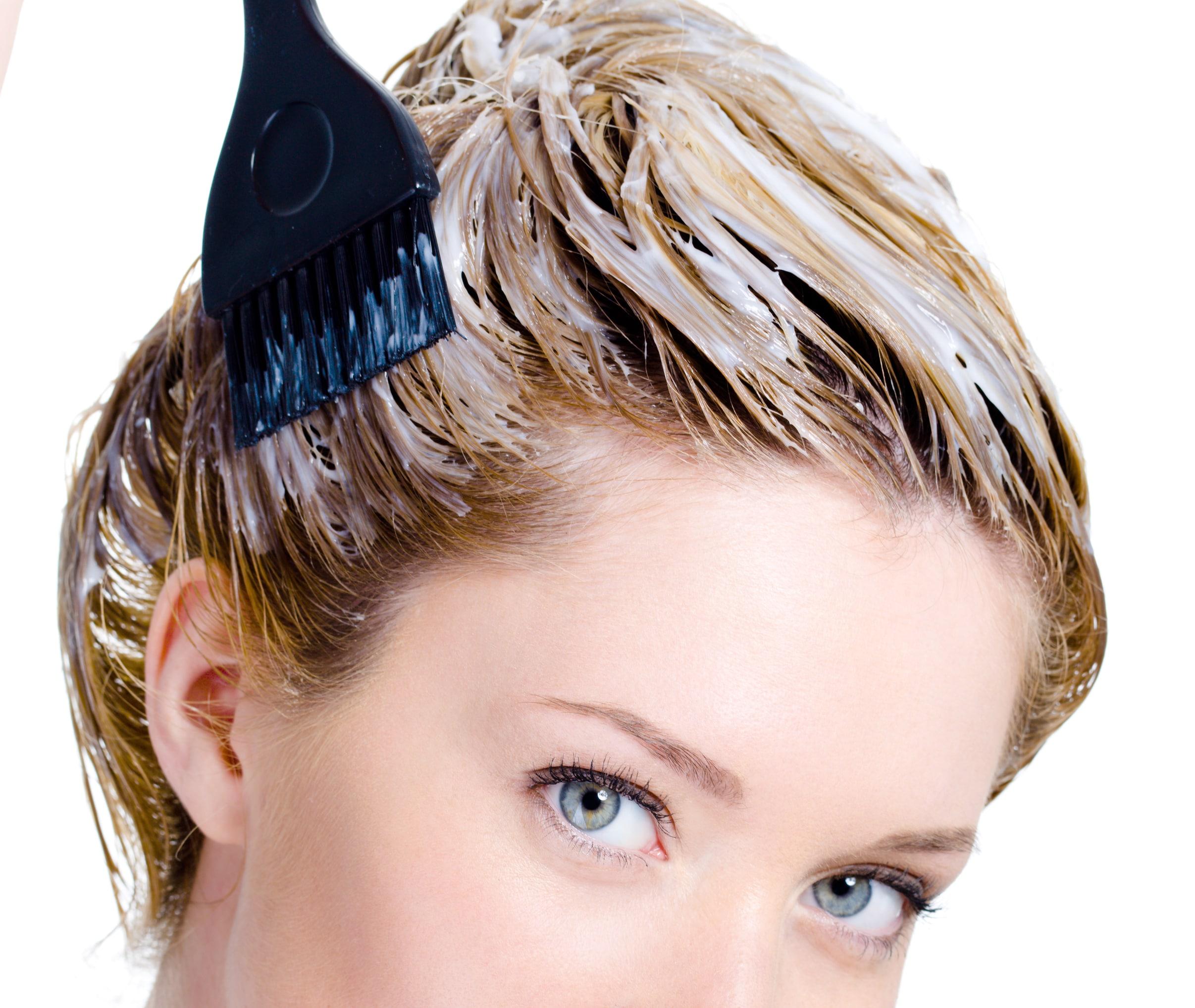 Alisar el cabello con Leche: aplicación