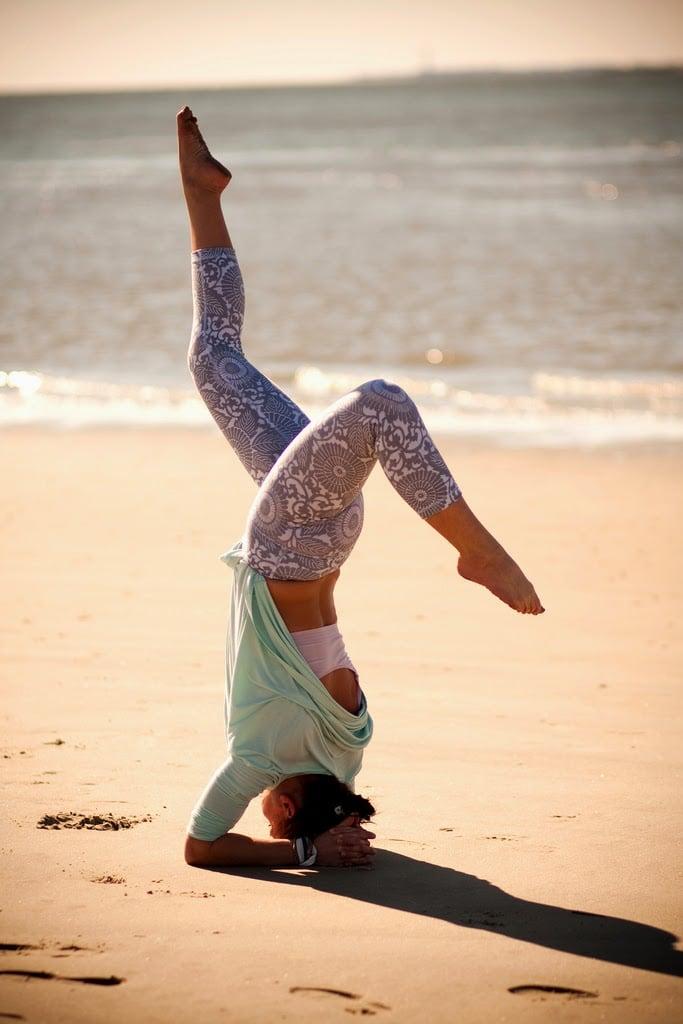 Los Beneficios Del Yoga En Los Deportistas De Alto