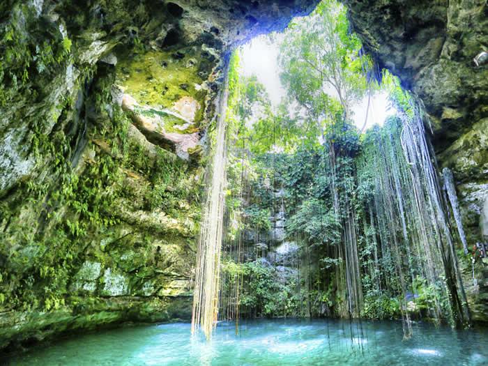 Cenotes Mexicanos