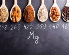 Importancia del magnesio para la salud