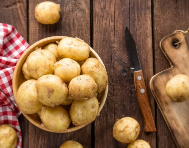 Patatas para perder peso