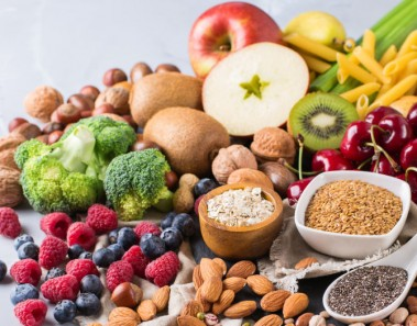 Consumo de fibra y salud
