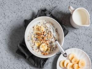Plátano para desayunar: delicioso y saludable