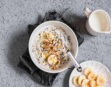 Plátano desayuno beneficios