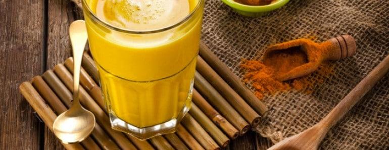 """Leche dorada """"Golden Milk"""""""