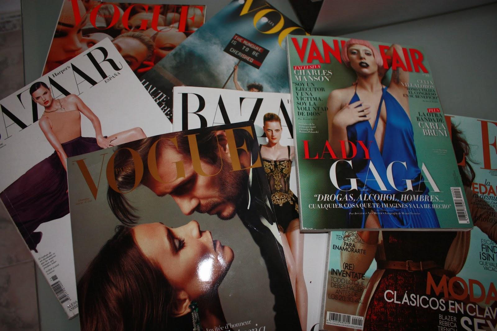 La Moda de mi vida La historia de una escritora fashionista