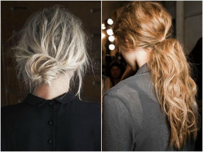 5 Trucos para disimular la raiz del pelo