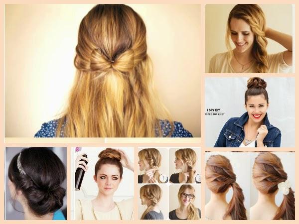Peinados fáciles