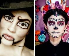 Maquillajes de Halloween para mujer