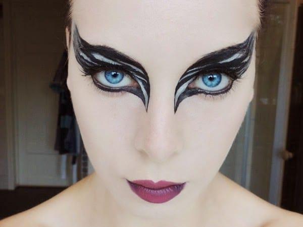 Maquillajes basados en personajes de ficción