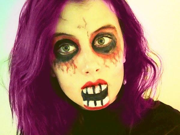 an error occurred - Como Maquillarse En Halloween