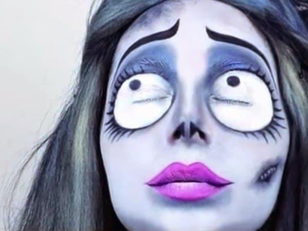 Maquillajes de halloween para mujer moda y estilo for Como pintarse de bruja guapa