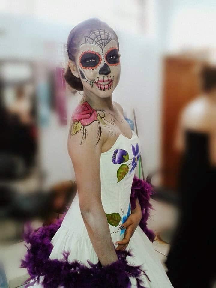 La Catrina Mexicana 5 Disfraces De Halloween Moda Y Estilo