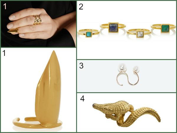 accesorios para fiestas: anillos