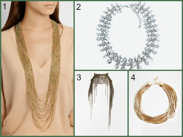 accesorios para fiestas: collares