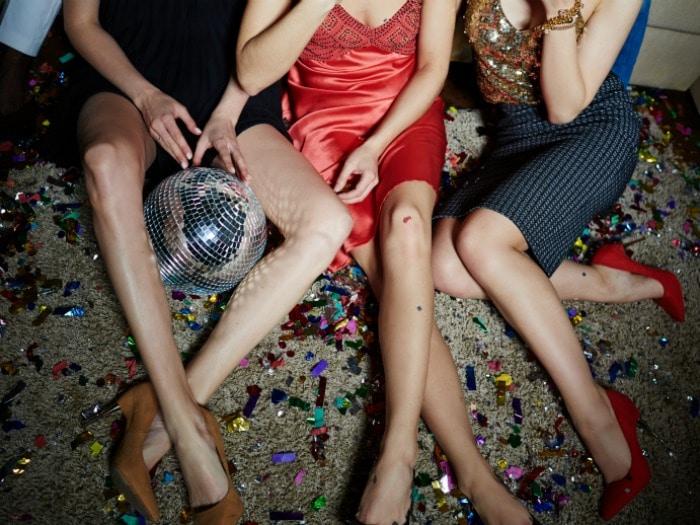7 Ideas para vestirte en Nochevieja