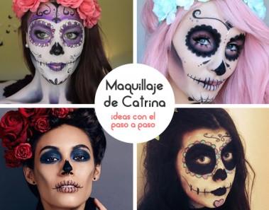 ideas-maquillaje-catrina-calavera-mexicana