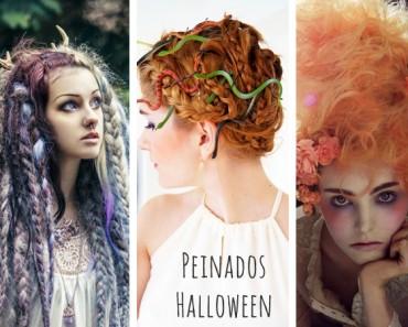 Peinados Halloween fáciles