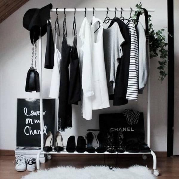 Adesivo Para Piso De Barbearia ~ 10 ideas de armarios para gente con poco espacio en casa