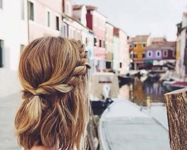 15 fantásticas ideas de peinados para cabello corto