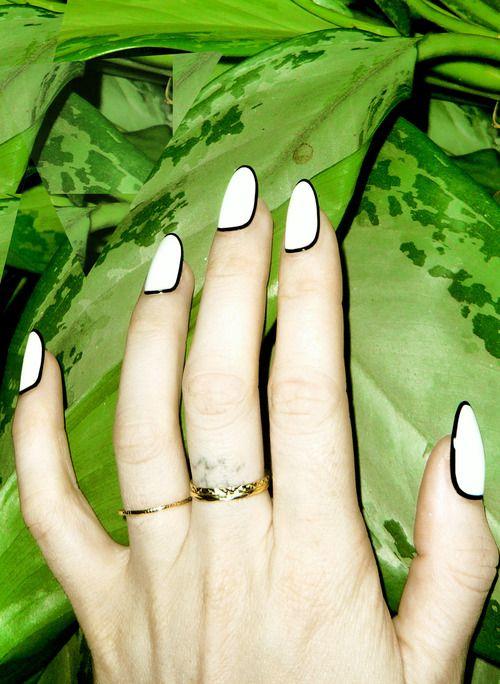 Uñas con estilo: 20 ideas minimalistas que adorarás - Moda y estilo