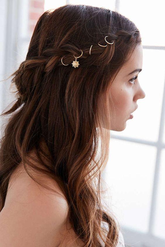 Hair ring: la nueva tendencia de moda para tu pelo