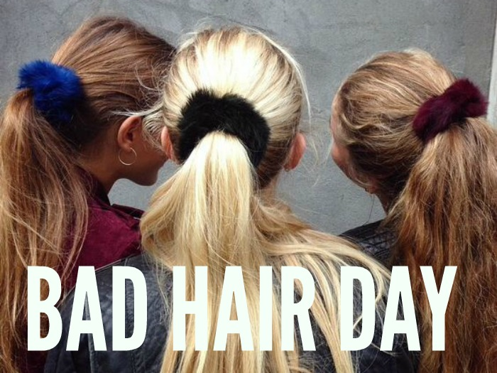 9 Soluciones express para un Bad Hair Day