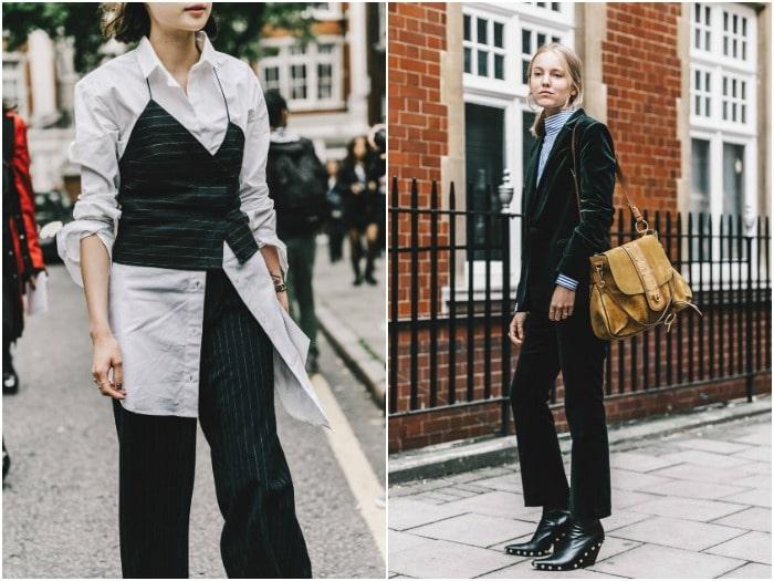 5 Ideas para llevar un traje de chaqueta y estar perfecta en cualquier momento y lugar