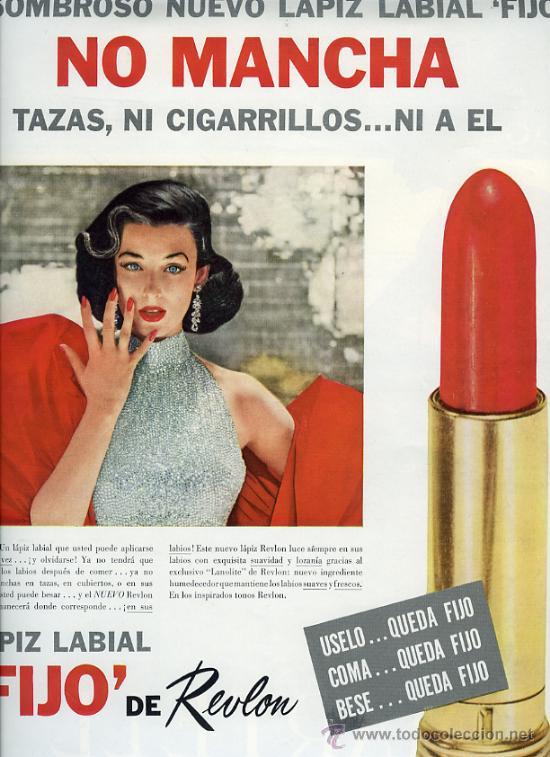 Este es el verdadero significado de pintar tus labios de rojo