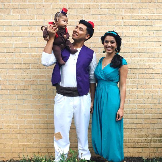 Este Halloween nos disfrazamos de personaje Disney (ideas, ideas)