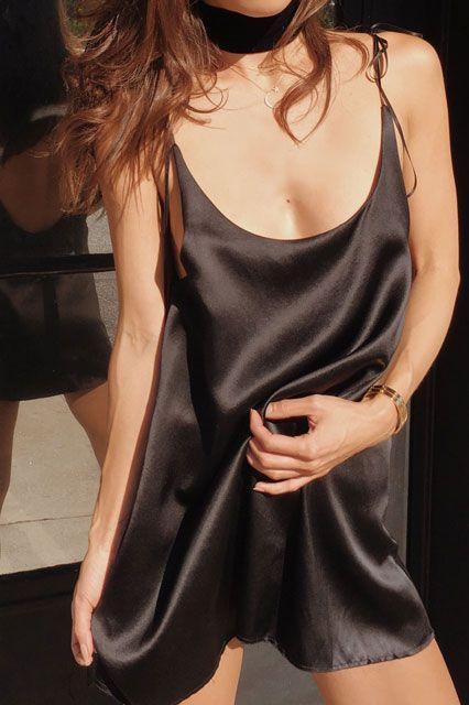 25 Ideas para combinar (bien) cualquier vestido negro
