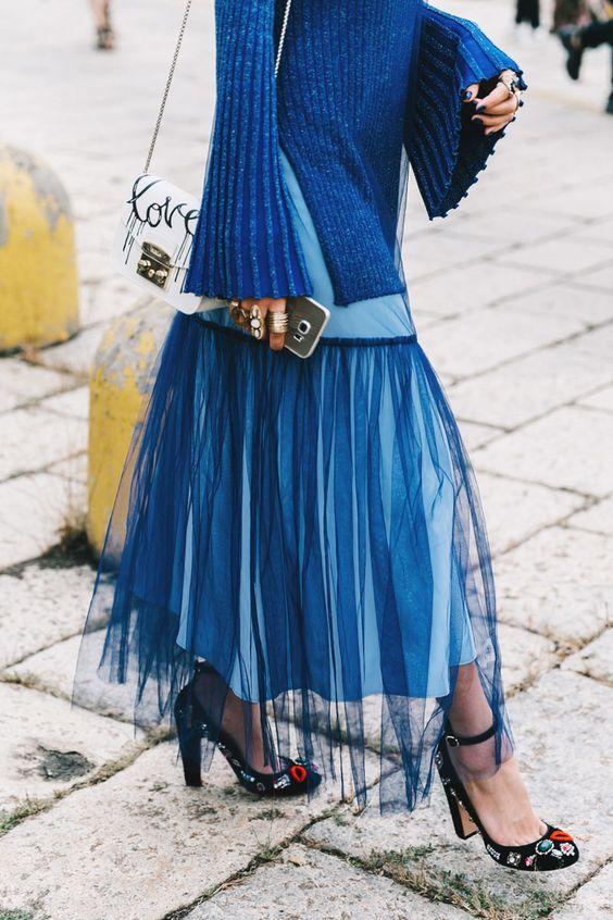 ¡Olvídate del típico vestido! 25 Ideas diferentes para vestir estas fiestas