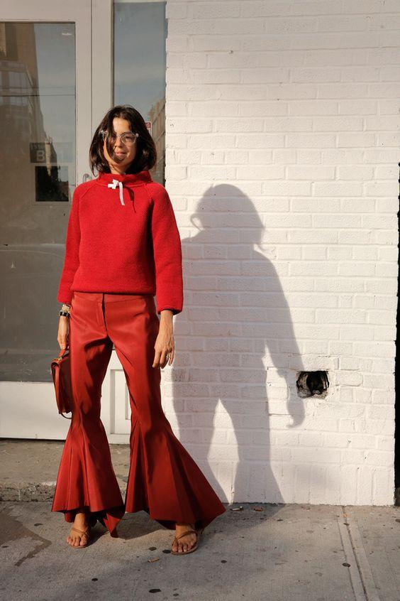 ¡Este San valentin vístete de rojo! 20 ideas