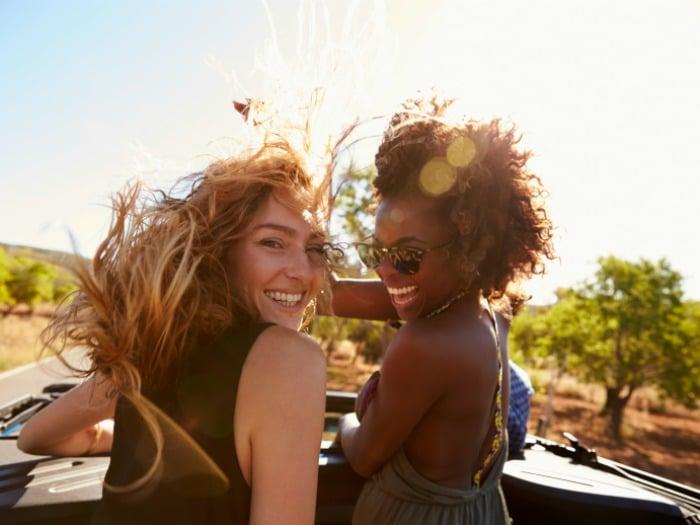 Color champagne para el pelo
