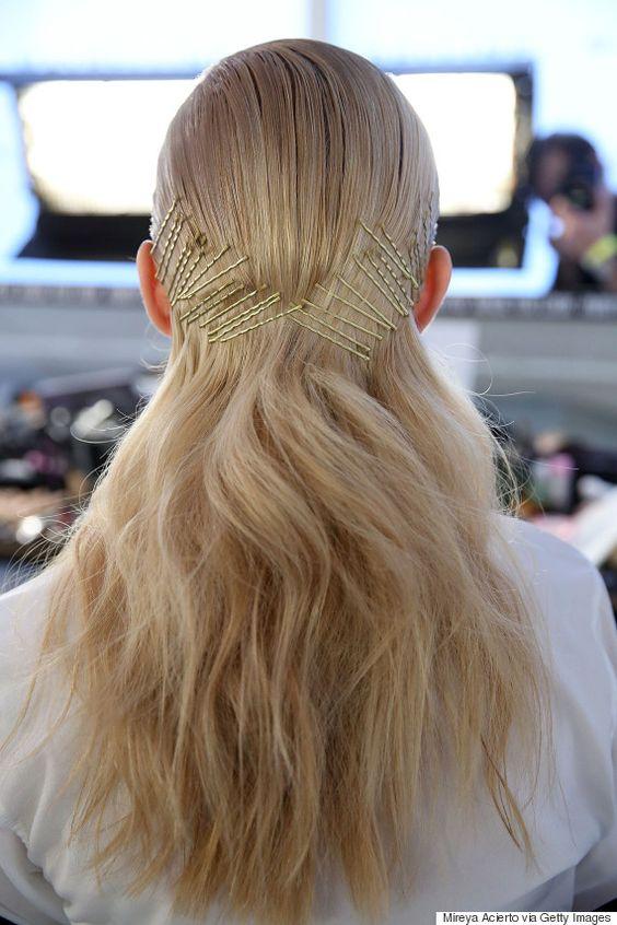 Ideas fáciles de peinados para que vayas perfecta este verano