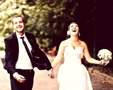 las personas casadas son más felices