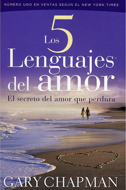 Libros de autoayuda: Los 5 lenguajes del amor