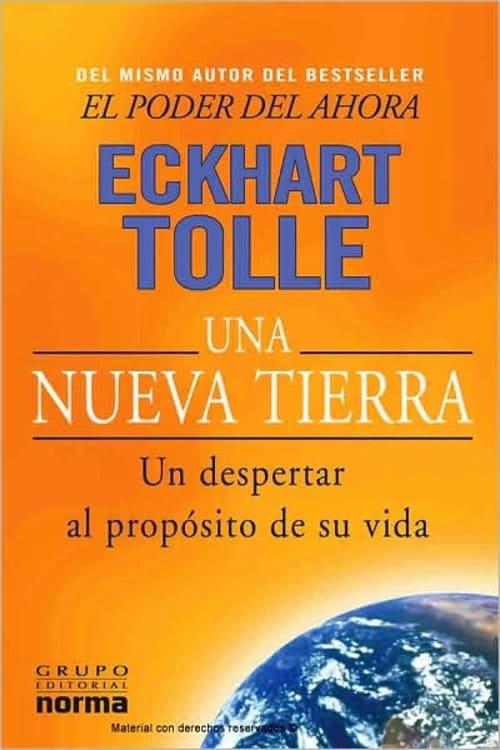 Libros de autoayuda: Una nueva tierra de Eckhart Tolle